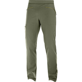 Salomon Wayfarer AS Tapered Pantalon Homme, olive